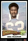 1975 Topps #44 Doug Wilkerson Chargers NC Central 5 - EX $1.35 USD on eBay