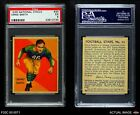 1935 National Chicle #33 Ernie Smith  PSA 5 - EXFootball Cards - 215
