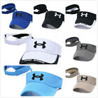 NEW Under Armour Visor Sun Plain Hat Sports Cap Colors Golf Tennis Beach