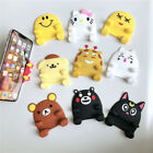 3D Lovely Cartoon Soft Silicone Portable Creative Cell Phone Desktop Holder