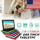 7 inch Android Tablet 4GB Quad Core 4.4 Dual Camera Wifi Bluetooth PAD BEST USA