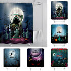 Holloween  Waterproof Polyester Fabric Bathroom Shower Curtain Home Decor GIFT