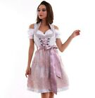 0230 Dirndl Oktoberfest German Austrian Dress Sizes: 4.6.8.10.12.14.16.18.20.22