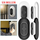 Wall Mount Bracket Cover Weather Resistance Wall Plate for Arlo Audio Doorbell