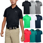 2020 Under Armour Junior Performance Playoff Polo Shirt 2.0 UA Golf Short Sleeve