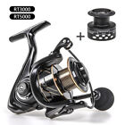 Spinning Reel 3000 5000 CNC Machined Line Cup 5.5:1 Saltwater Sea Fishing Reel