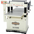 Shop Fox 20in Planer with Built in Mobile Base and Spiral Cutterhead- 5 HP