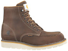 """Carhartt Men's 6"""" Waterproof Non Safety Wedge Sole Boot CMW6095"""