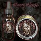 Devil's Mark Medicine Man Beard Balm Oil Triple Six Artistry Cherry Tobacco