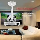 1080P Full HD LED Mini Portable Projector Home Theater Cinema AV VGA HDMI Lot T