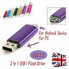 i Flash Key Device USB Memory Thumb Stick Pen Storage Drive 1TB 256 128 64GB