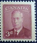 "CANADA STAMP SC #286 ""KING GEORGE"" MNH"