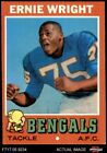 1971 Topps #99 Ernie Wright Bengals EX/MT $1.55 USD on eBay