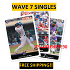 2019 Topps Total Wave 7 Singles - YOU PICK - DISCOUNTS FOR MULTIPLE ITEMS