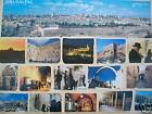 Israel,Lot 18 Jerusalem views Placemat,judaica