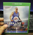 NBA Live 16 for XBOX 1- 4/19