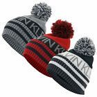 Calvin Klein Golf Mens 2019 Quadrant Bobble Reversible Knitted Easy Care Hat