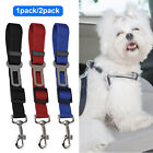 Cat Dog Pet Safety Seat belt Clip for Car Vehicle Adjustable Harness Lead 1/2Pcs