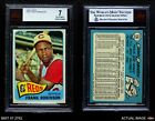 1965 Topps #120 Frank Robinson Reds BVG 7 - NMBaseball Cards - 213
