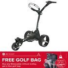 Motocaddy M-Tech Electric Golf Trolley DHC Premium Luxury Quiet Cart FREE GIFTS