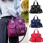 Waterproof Women Lady Nylon Large Shoulder Messenger Bag Capacity Crossbody Bags image