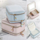 Kyпить Portable Jewelry Box Organizer Travel Leather Jewellery Ornaments Case Storage на еВаy.соm
