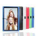 7 Inch Android Tablet 4GB Quad Core 4.4 Dual Camera Bluetooth Wifi Tablet Q88 UK