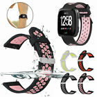 Sport Silicone Replacement Wrist Band Watch Strap For Fitbit Versa Smart Watch