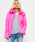 New Womens Superdry Jackets Selection - Various Styles & Colours 100919