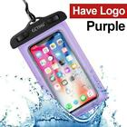 GETIHU Universal Waterproof Case For iPhone X XS MAX 8 7 6 s 5 Plus Cover Pouch