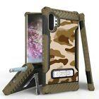 Hybrid Shockproof Case Military Grade Cover for Samsung Galaxy Note 10 Plus