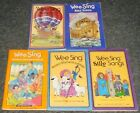 Wee Sing children's song chord books booklets Pamela Conn Beal  PSS! LOT OF 3