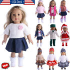 Kyпить New Handmade Doll Clothes Dress Accessories Lot For 18 inch American Doll Girl U на еВаy.соm