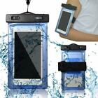 Floating Underwater Waterproof Dry Bag Pouch Case For iPhone Samsung Cell Phone