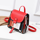 Women Girls Mini Backpack Leather Rucksack School Shoulder Bag Travel Handbag US