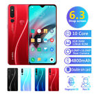 """6.3"""" Inch P36 Pro Android 9.1 Smart Mobile Phone 6gb+128gb Face Id Unlocked Uk"""