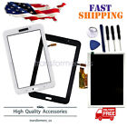 Touch Screen Glass Digitizer + LCD For Samsung Galaxy Tab E Lite 7.0 SM-T113