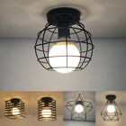 Retro Industrial Hanging Ceiling Pendant Light E27 Restaurant Bar Coffee Shop