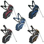 MacGregor Response Stand Bag 6-Way Divider Top Full Length Golf Dual Carry Strap