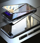 Magnetic 360 Protective Phone Case Glass...