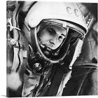 ARTCANVAS Russian Yuri Gagarin First Man in Space Canvas Art Print