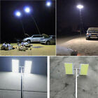 Kyпить Telescopic COB Rod LED Fishing Outdoor Camping Lantern Light Lamp Hiking BBQ USA на еВаy.соm