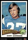 1975 Topps #230 Gary Garrison Chargers EX $0.99 USD on eBay