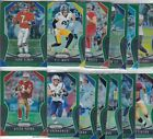 2019 PANINI PRIZM FOOTBALL GREEN PRIZM PARALLEL'S VETS & ROOKIES $2.24 USD on eBay