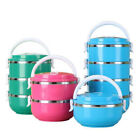 Insulated Lunch Box Container Stainless Steel School Kids Accessory Food Durable