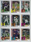 2019 Topps Update - 1984 Insert - Complete Your Set U Pick ~ Buy 5 Get 2 FREE! on Ebay