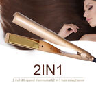 2 IN1 Mestar Iron Pro Automatic Rotating Roller Hair Curler Heating Curling Iron $16.99 USD on eBay