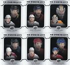 2019-20 19-20 UPPER DECK HOCKEY UD PORTRAITS 1-50 COMPLETE YOUR SET $0.99 USD on eBay
