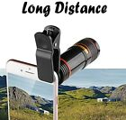 Phone Camera Lens Zoom Universal Clip for Iphone Camera and Smartphone Lens