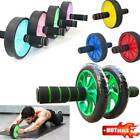 Abdominal Wheel Roller Gym CrossFit Fitness Sports Exercise Equipment Tool US for sale  Shipping to South Africa